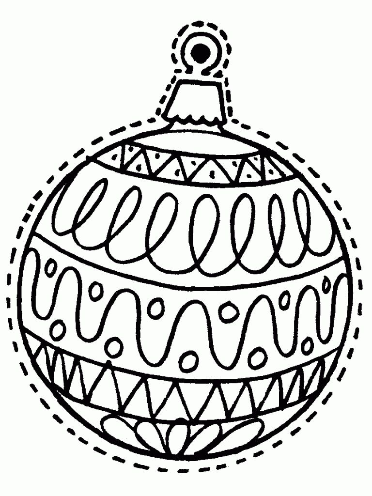 Free Christmas Decorations To Colour In And Print Gif 768 1024 Christmas Coloring Sheets Christmas Ornament Coloring Page Printable Christmas Ornaments