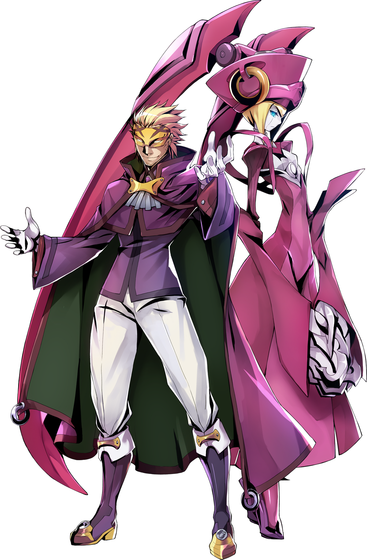 Relius Clover Concept Art Characters Character Art Game Character Design