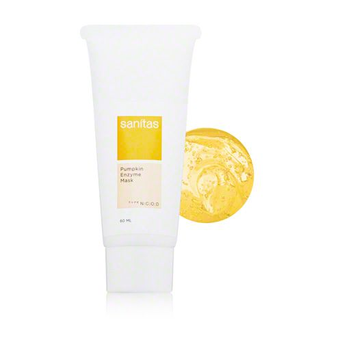 Sanitas Skincare Pumpkin Enzyme Mask Dermstore Pumpkin Enzyme Mask Skin Care Dermstore