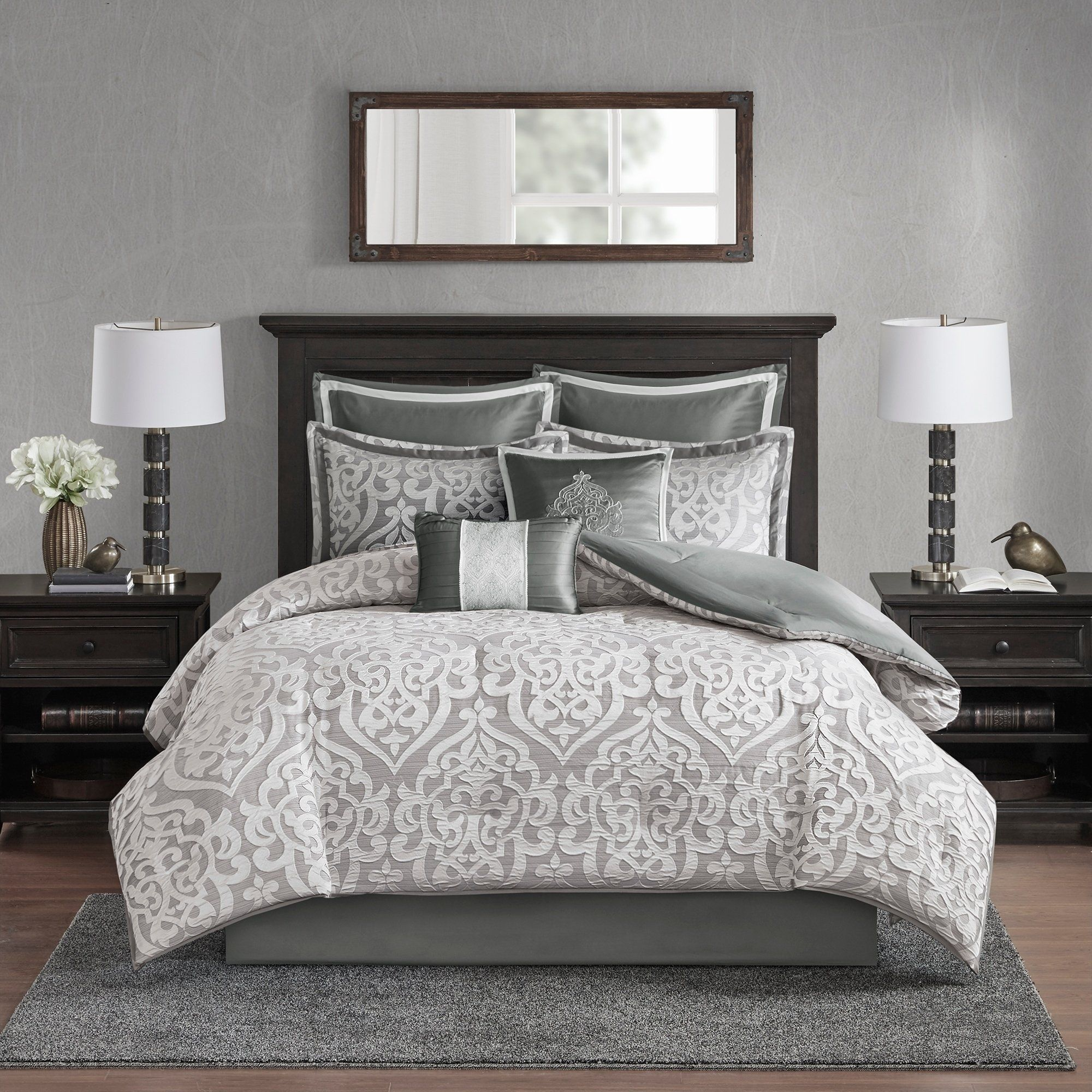 Pin By Rebekah Whitcomb On My Dream House Ideas Comforter Sets King Comforter Sets Home Decor