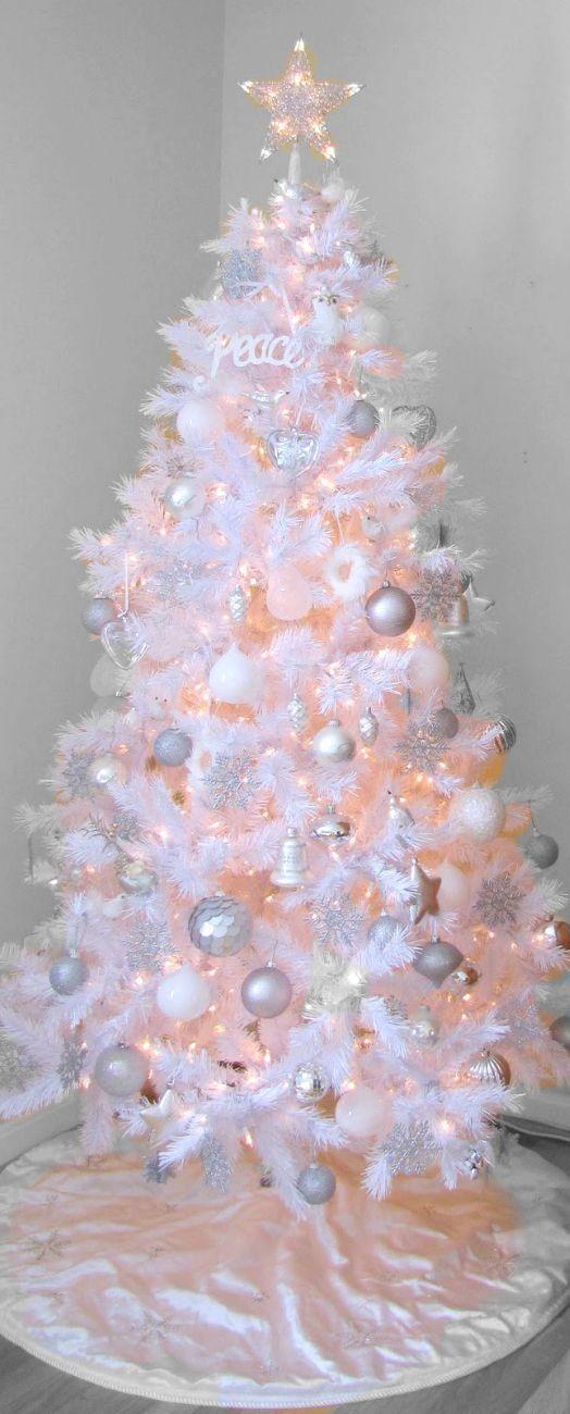 20 Awesome Christmas Tree Decorating Ideas Christmas Pinterest