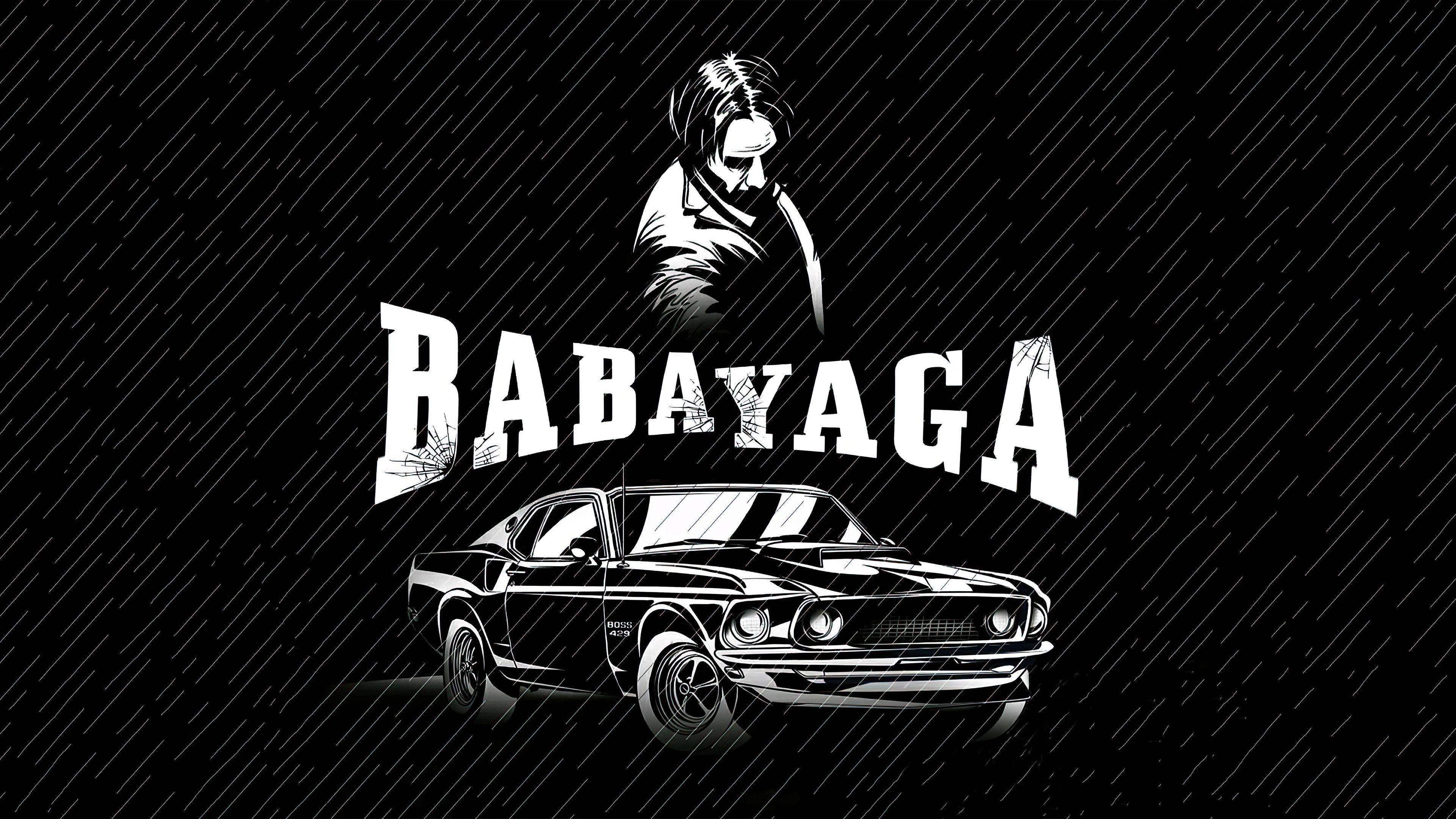 Baba Yaga Baba Yaga Wallpapers Baba Yaga John Wick Wallpapers 4k Baba Yaga 4k Wallpapers Baba Yaga Movie Wallpapers Wallpaper
