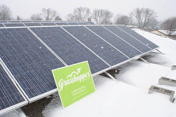 Brant Avenue Public School 10kw Custom Solar Power System Solar Power System Solar Roof Solar Panel