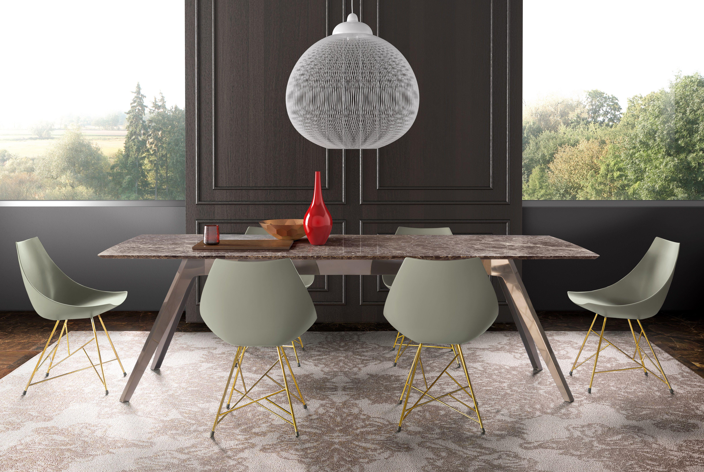Eettafels gamma pascale naessens gamma rechthoekige tafel meubelen