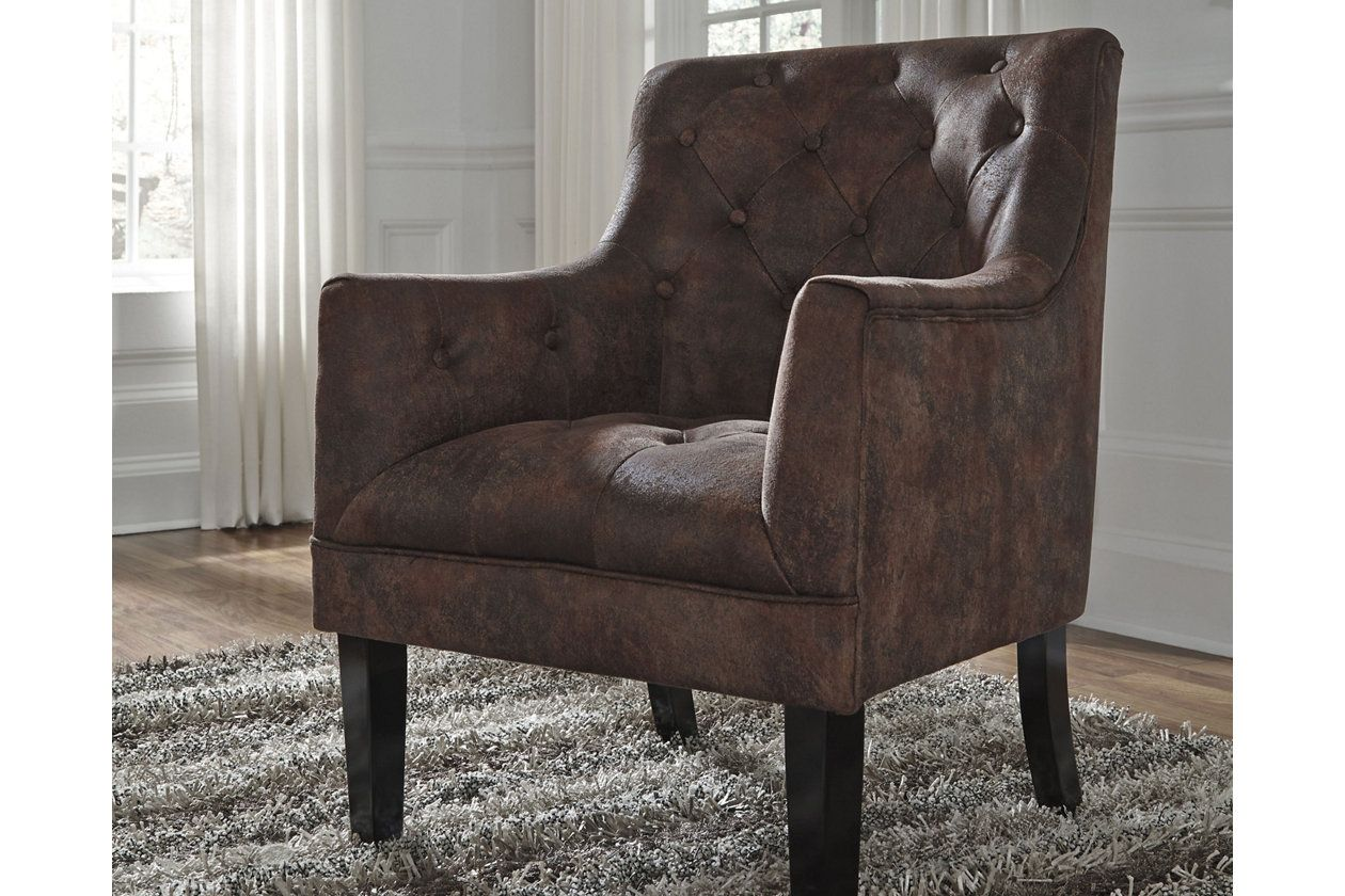Drakelle Accent Chair With Images Accent Chairs Ashley