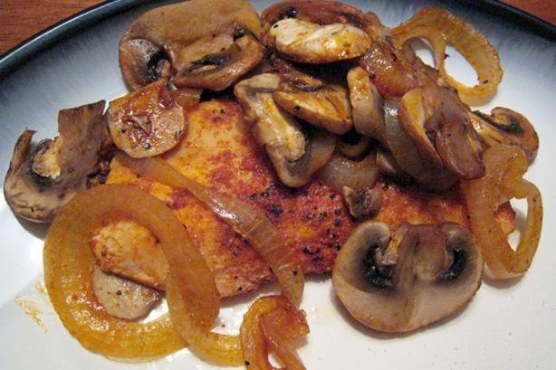 Paprika Chicken with Mushrooms | Recipe | Mushroom recipes ...