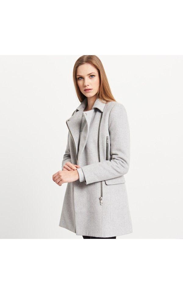 Mantel Jacken Mantel Grau Reserved Comfortable Outfits Fashion Buy 60 Fashion