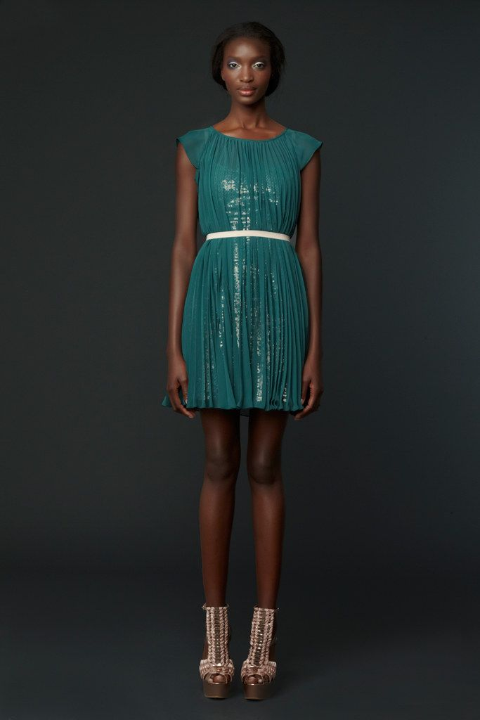 Erin Fetherston Fall 2012 Ready-to-Wear Fashion Show