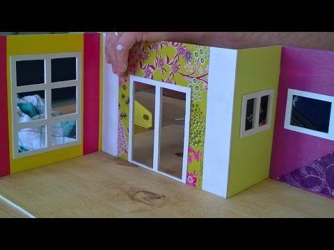 Construire sa maison Playmobil - Playmobil House DIY - YouTube ...