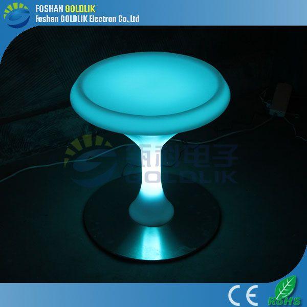 outdoor furniture light up bar table www.goldlik.com