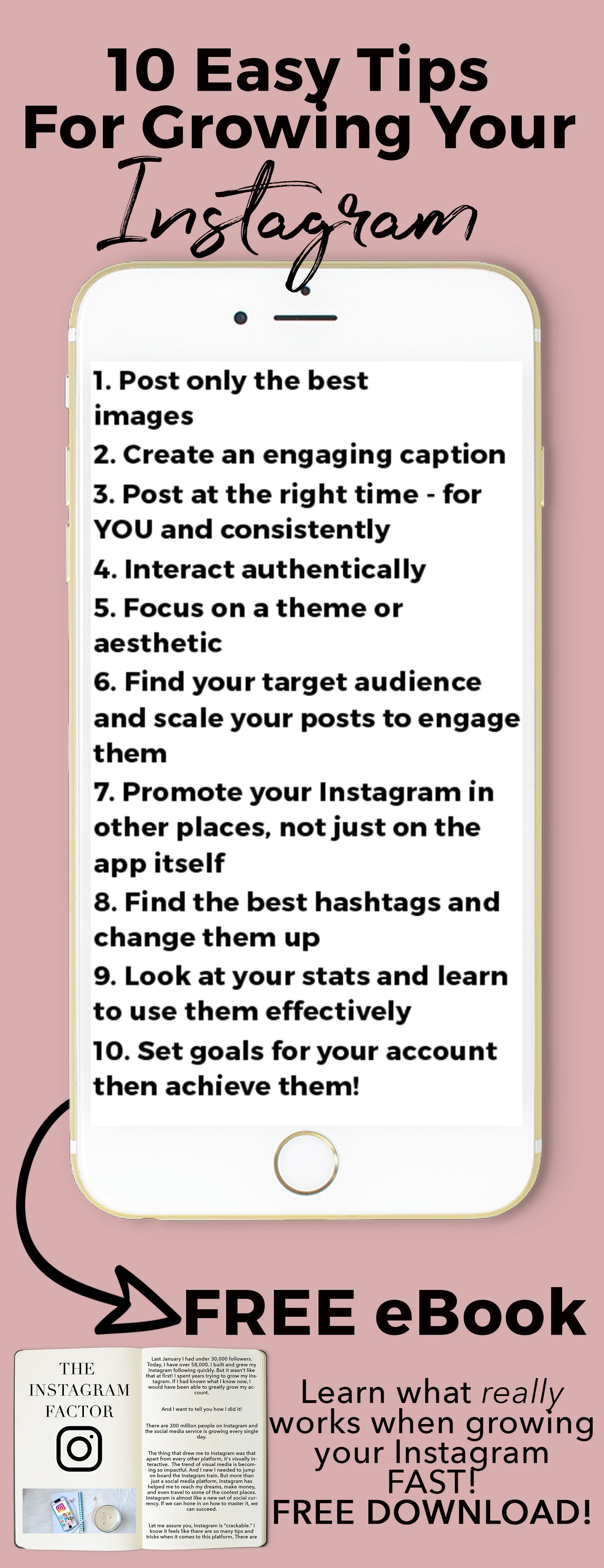10 tips for growing your instagram learn how i tripled my instagram 10 tips for growing your instagram learn how i tripled my instagram following with fandeluxe Image collections