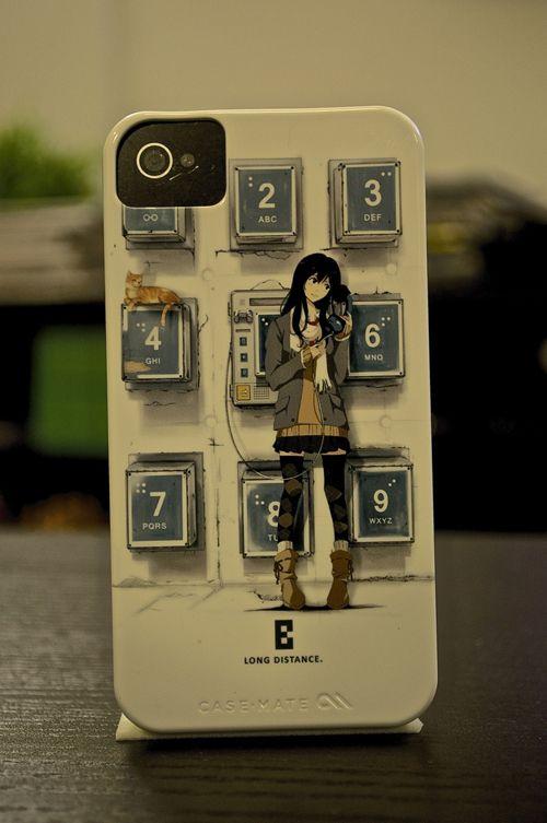 New anime iphone cases