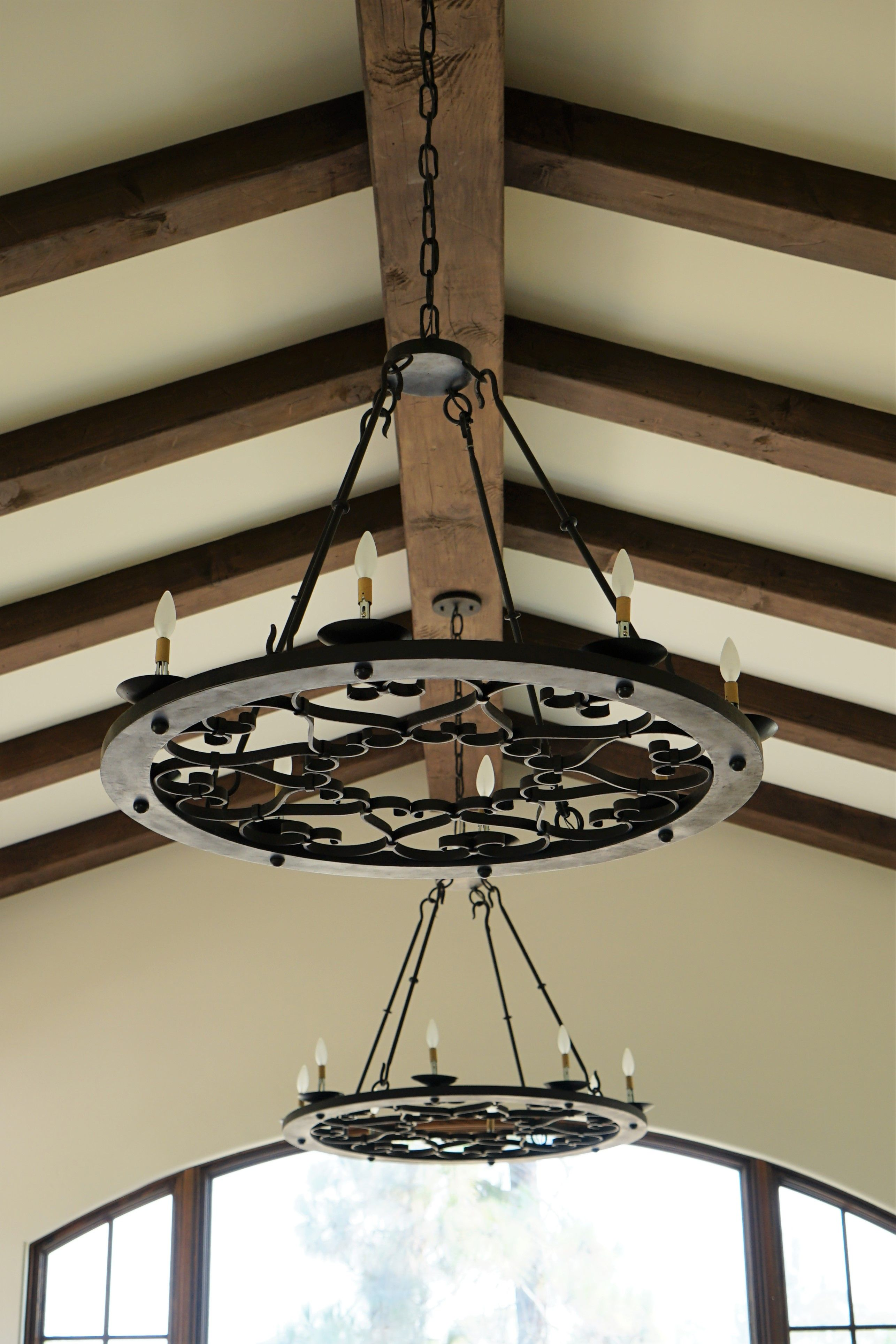 Custom hand forged iron chandeliers made by haciendalights custom hand forged iron chandeliers made by haciendalights arubaitofo Choice Image