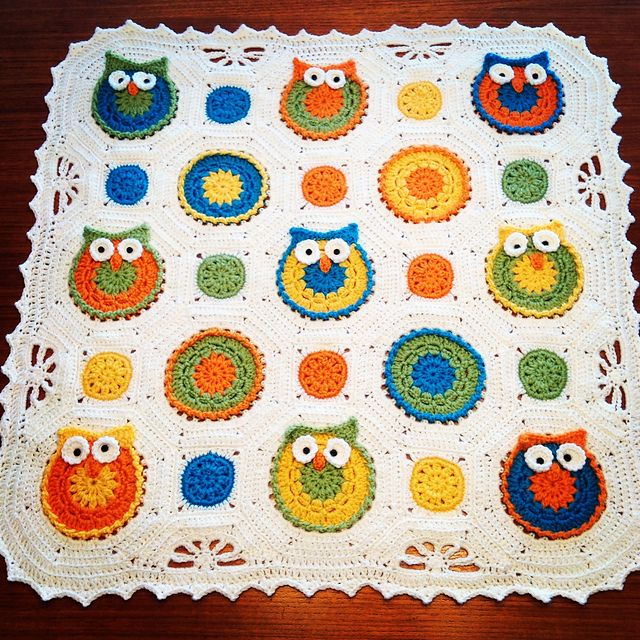 Ravelry: Project Gallery for Owl Obsession pattern by Marken of The Hat & I