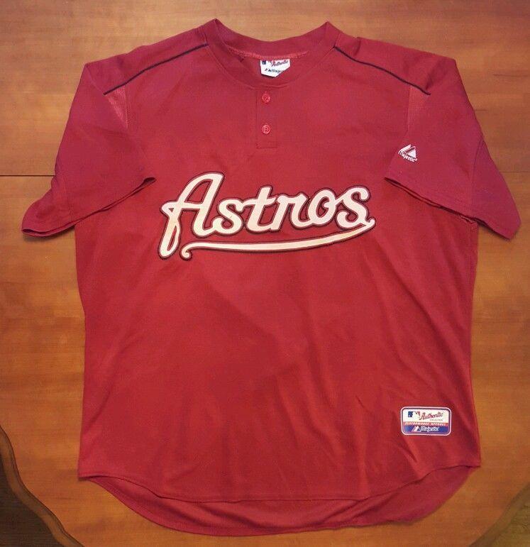Craig Biggio Houston Astros HOF Majestic Red Alt Jersey  7 Stitched 56 RARE  EUC (eBay Link) 3beba8f05