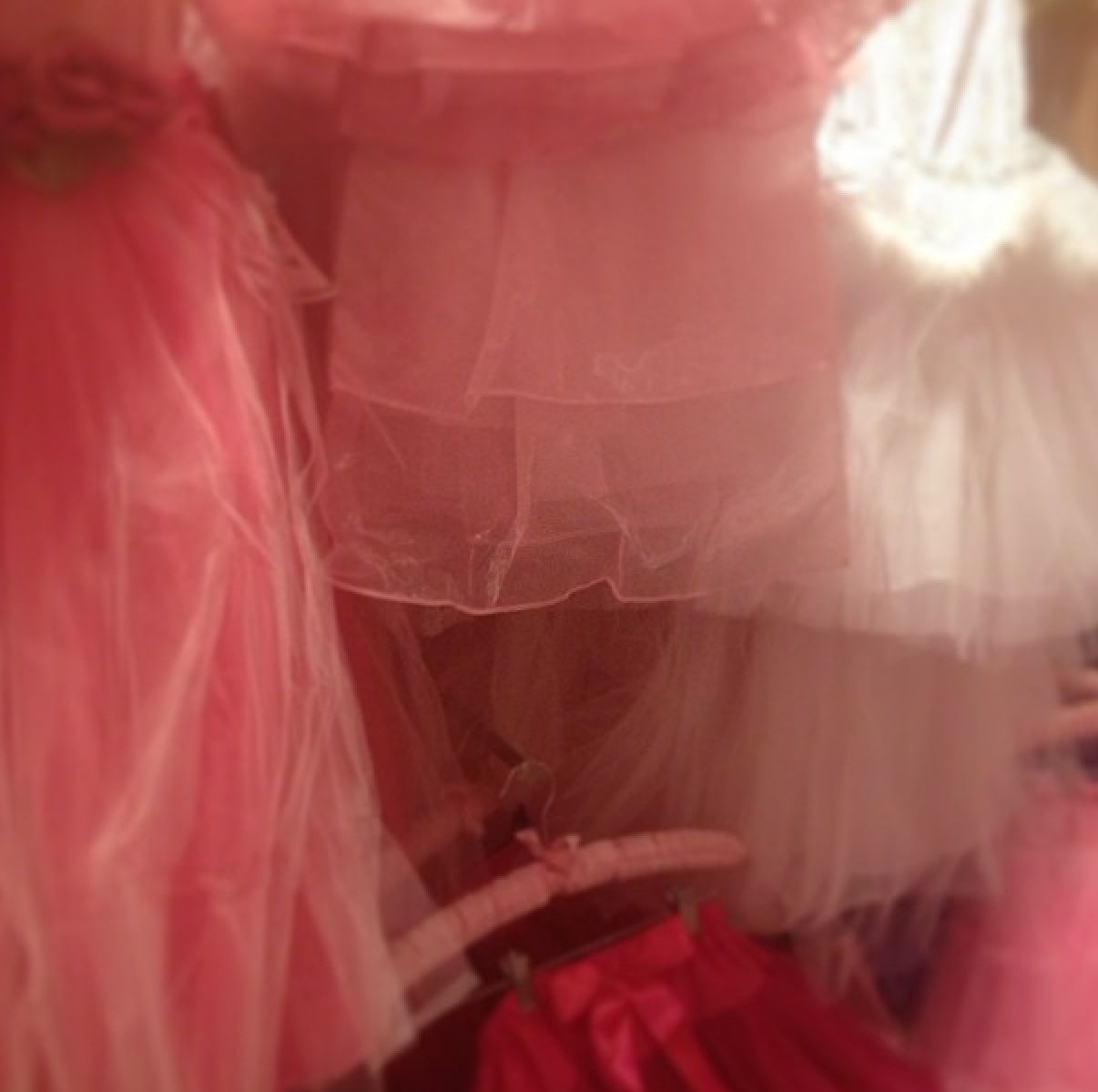 Pretty Pink tulle tutus at the Plaza #plaza#ballet