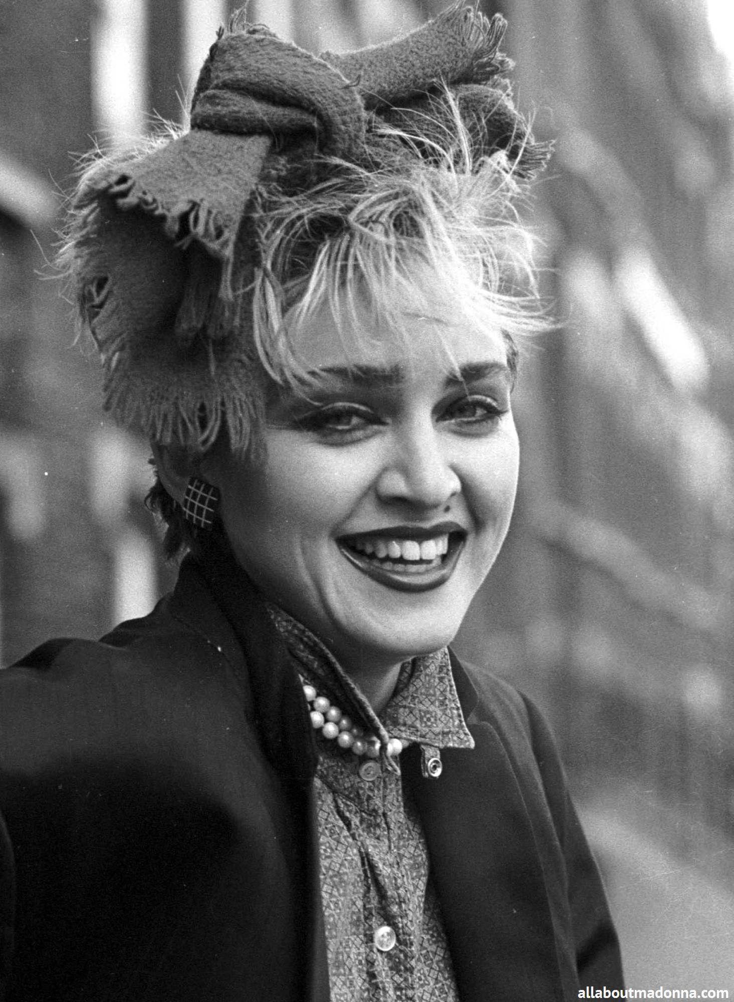Image result for london 1983   London 1983   Pinterest   Madonna ... ff896bb79e