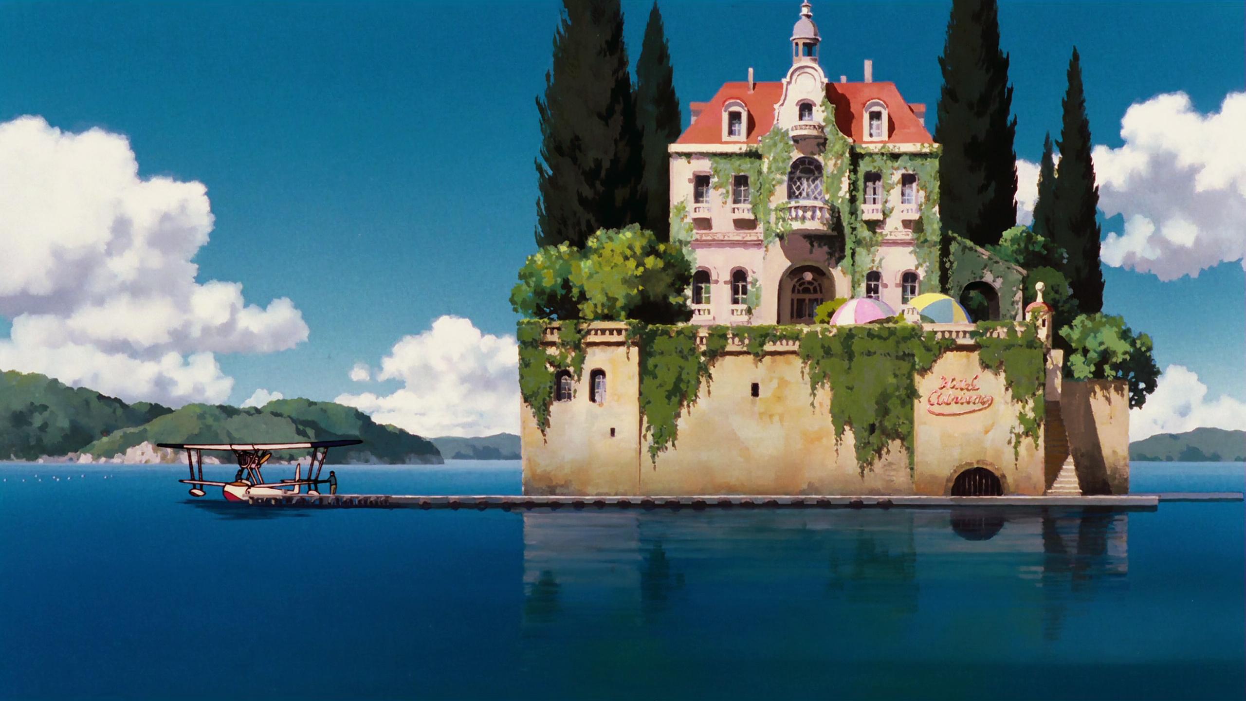 100 Studio Ghibli wallpapers Imgur Environments