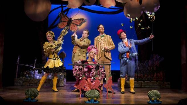 Male Bird Frog And Toad Broadway Google Search A Year With