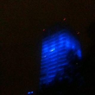 Edificio Azul