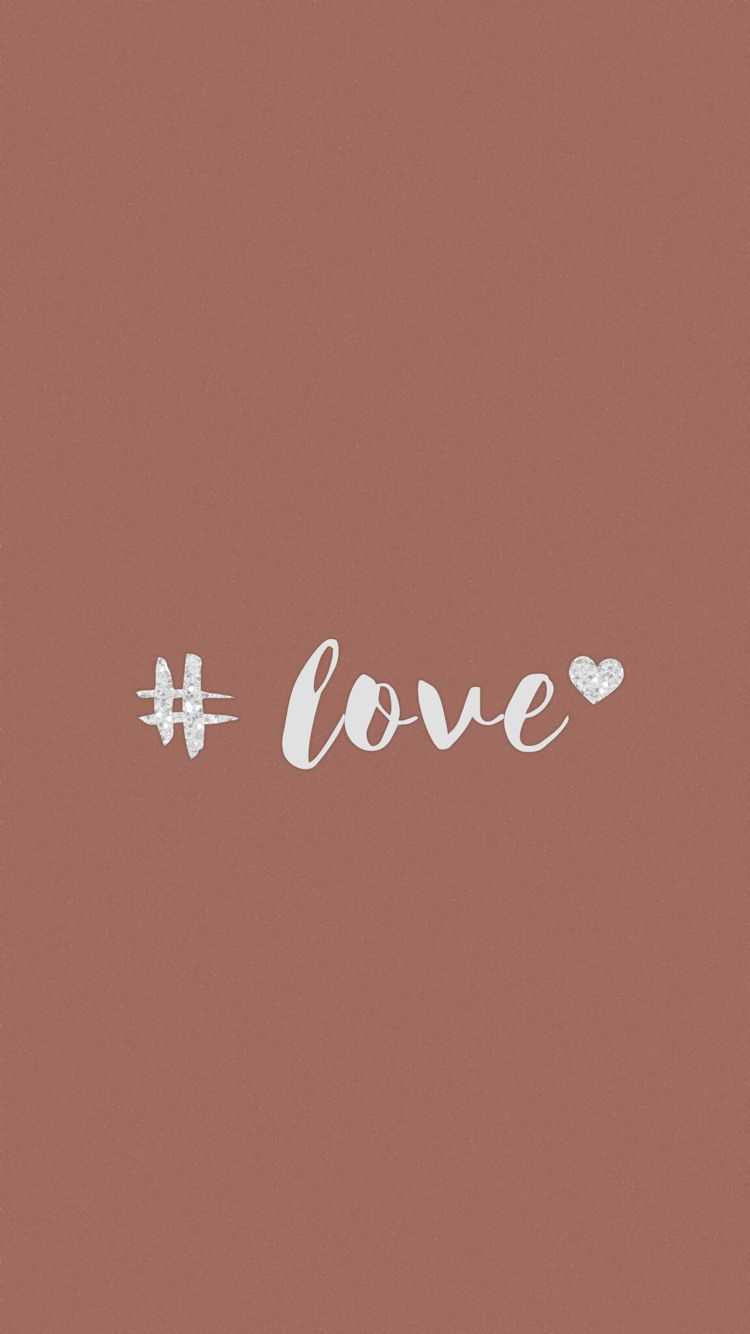 Love Wallpaper Iphone 6s Android Samsung Minimal Rose Gold Pretty Background Pink Wallpaper Iphone Love Wallpaper Love Pink Wallpaper