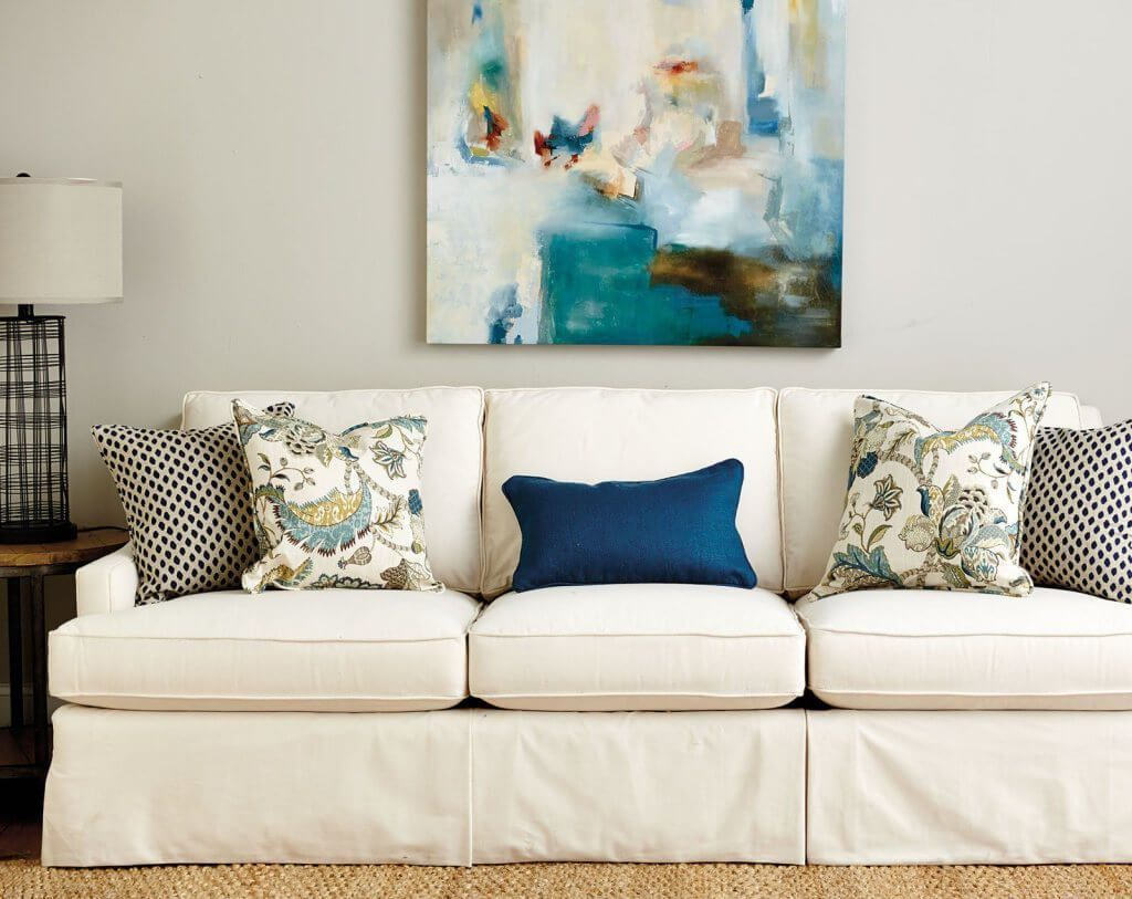 Accent Pillows For Sofa Living Room Pillows White Couch Pillows
