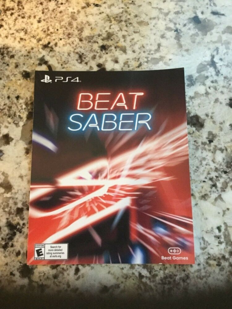 Beat Saber Download Code for ps4 #ps4 #gaming #video | East