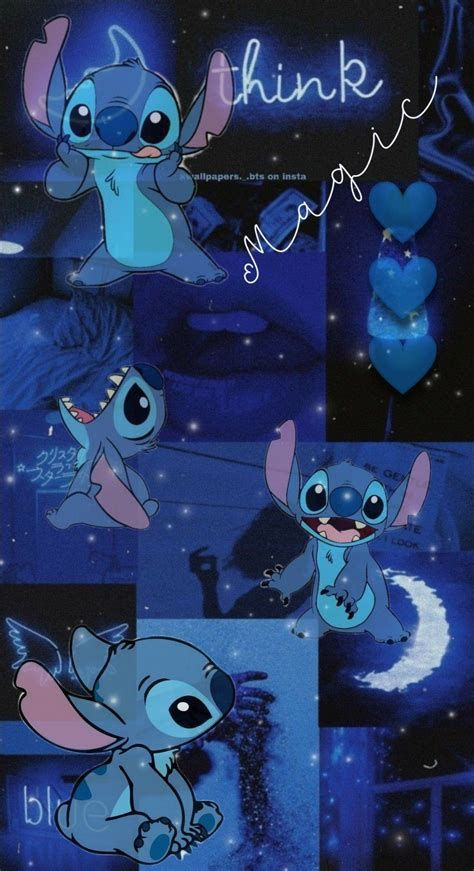 Images By Sara Shahbakhsh On Stitch | Cartoon Wallpaper