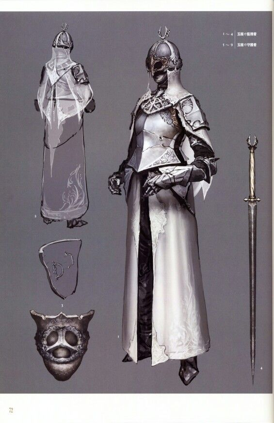 The Throne Watcher  Totally gorgeous set of armor  Looks