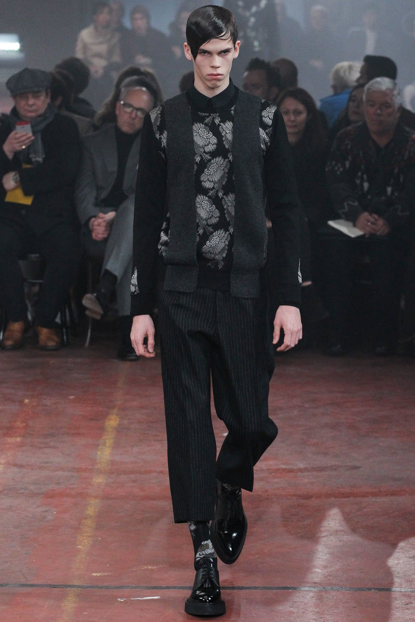 Alexander McQueen Herrenmode F / W 2015 - GRAVERAVENS . . . . . der Blog für den Gentleman - www.thegentlemanclub.de/blog