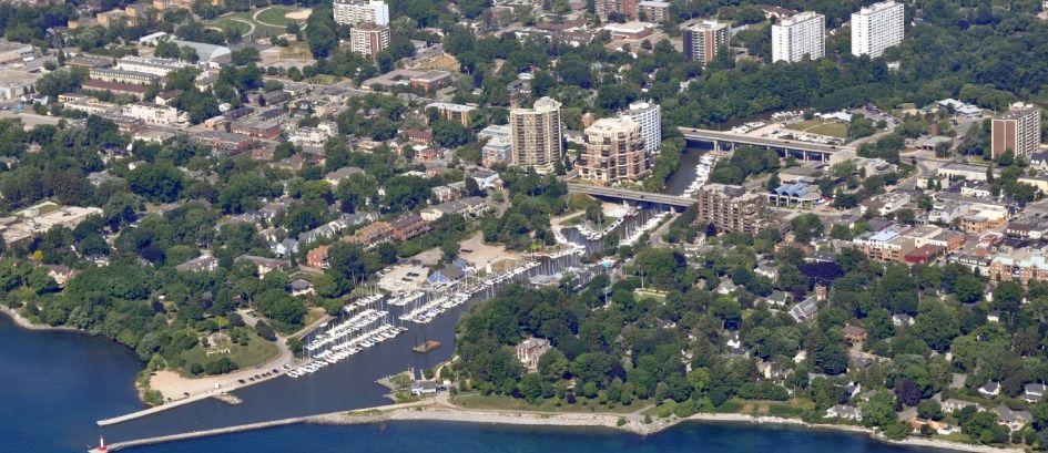 Downtown Oakville Places to visit, City, City photo