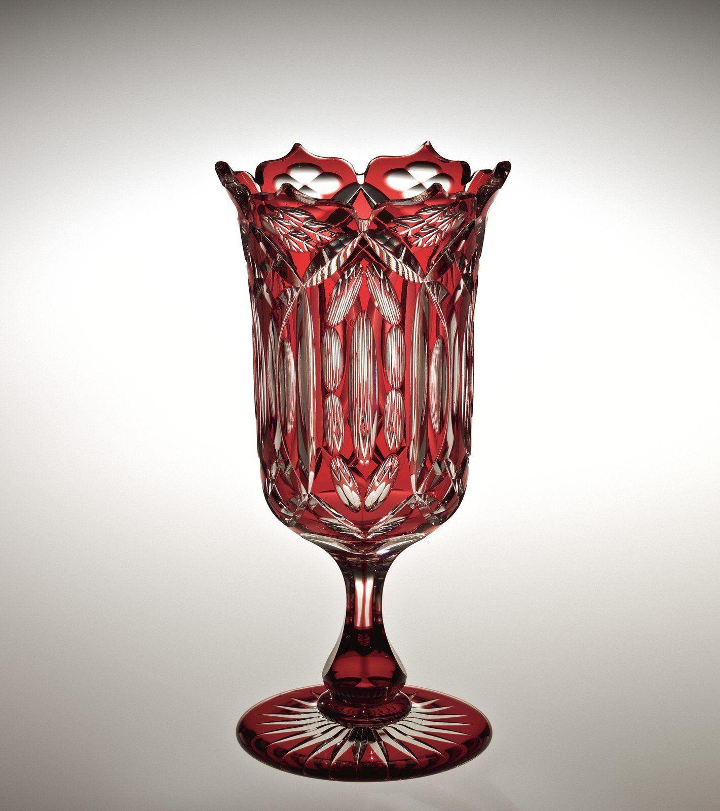 Superior Cape Cod Glass Company Part - 1: Vase Cape Cod Glass Company United States, MA, Sandwich Overall H: 24.8 Cm
