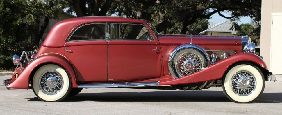 A Duesenberg Fit For A Queen Of Diamonds Classic Cars Fancy