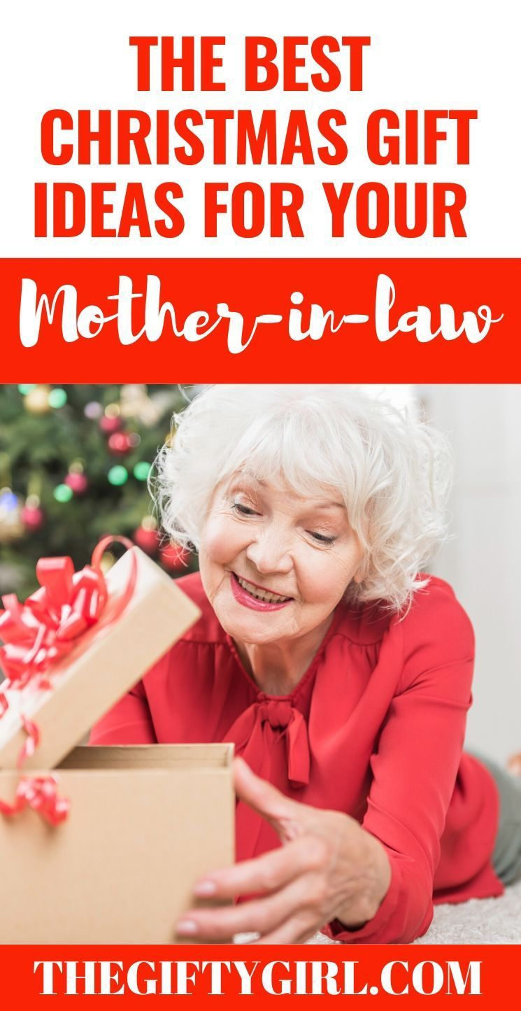 The Best Gift Ideas For Mothers And Mothers In Law The Gifty Girl Diy Gifts For Grandma Mother Christmas Gifts In Law Christmas Gifts