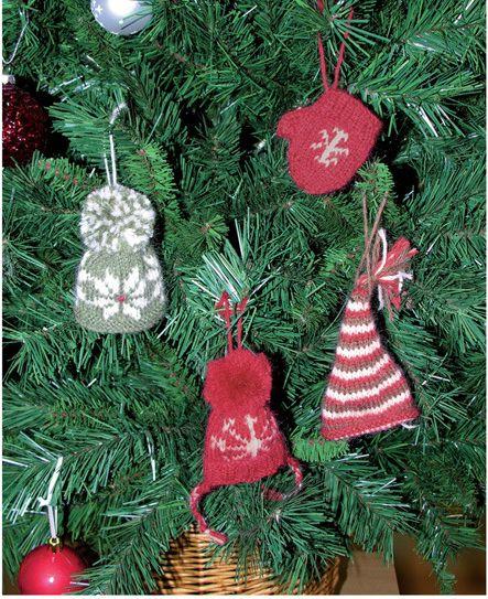 12 Weeks Of Christmas Knitting Treats For The Tree Christmas
