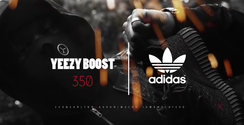 Very Cool Adidas Yeezy Ad By Kanye West Adidas Boost Casual Outfits New York Fashion