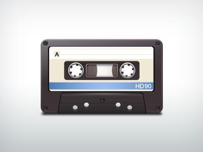 Tape Cassette Icon Cassette Tapes Cassette Icon