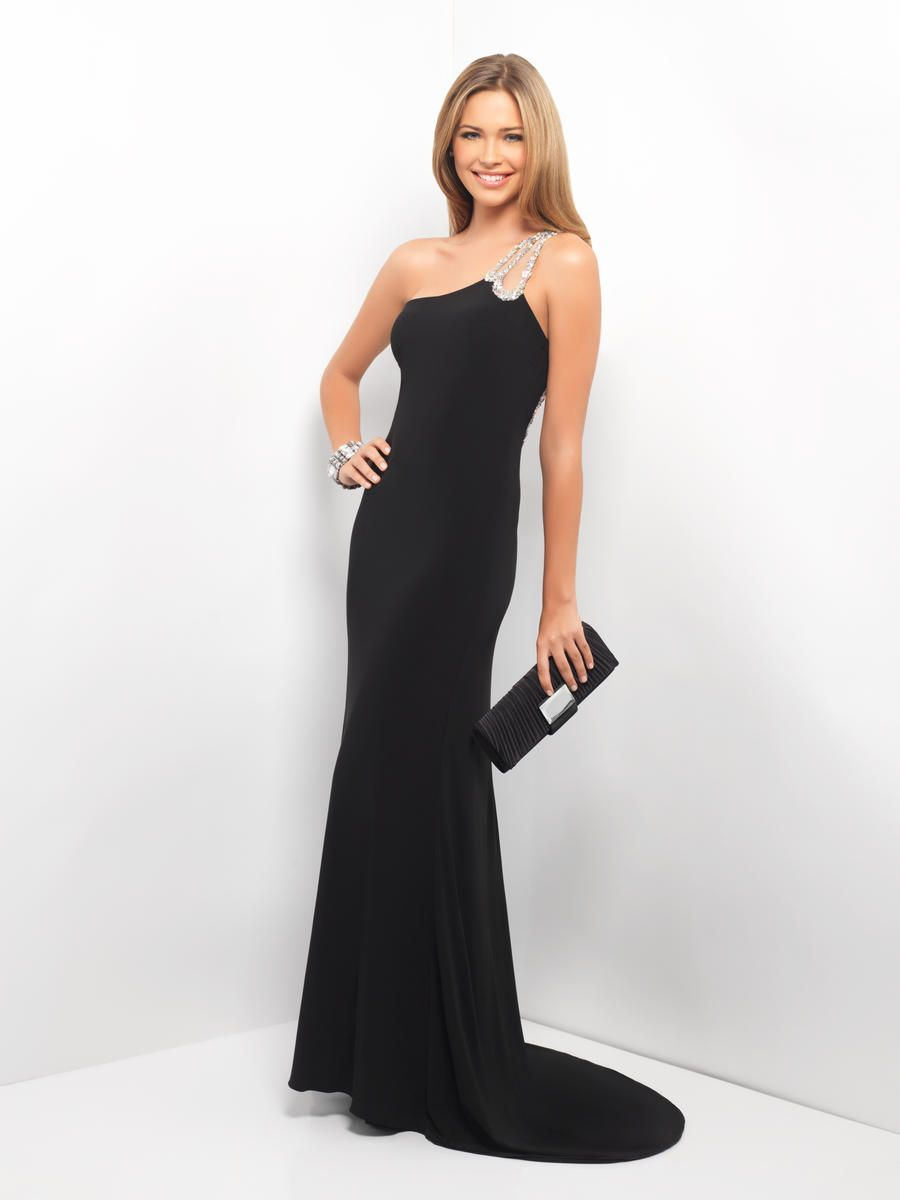 perfect-black-formal-dress-fresh-on-bridesmaids-dresses-gallery ...