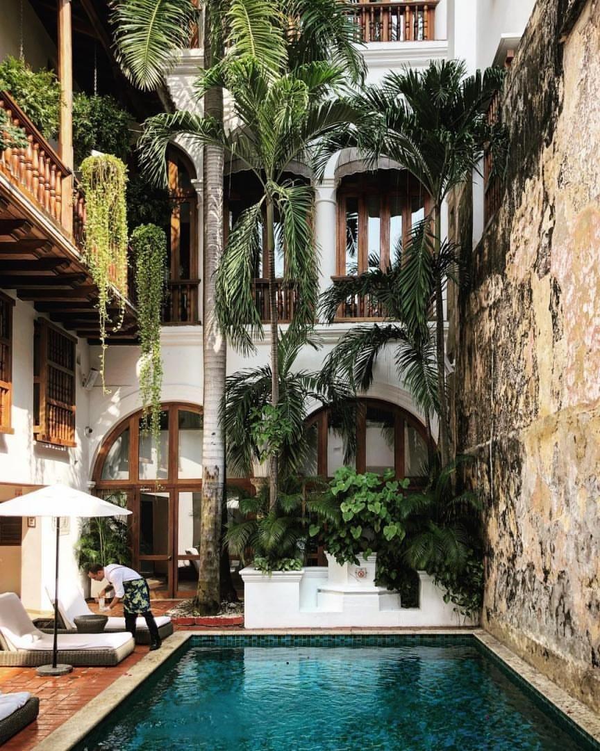 Bonito apartamento de 1 dormitorio en playa san agustin, segunda linea de playa. Hotel Casa San Agustin, em Cartagena, na Colômbia ...