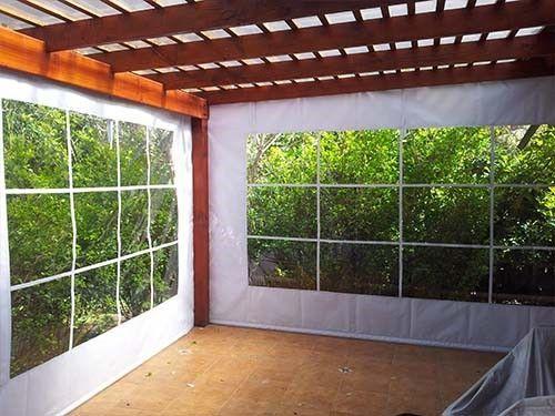 resultado de imagen para cierre terraza pvc terrazas On cierre de terrazas plegables