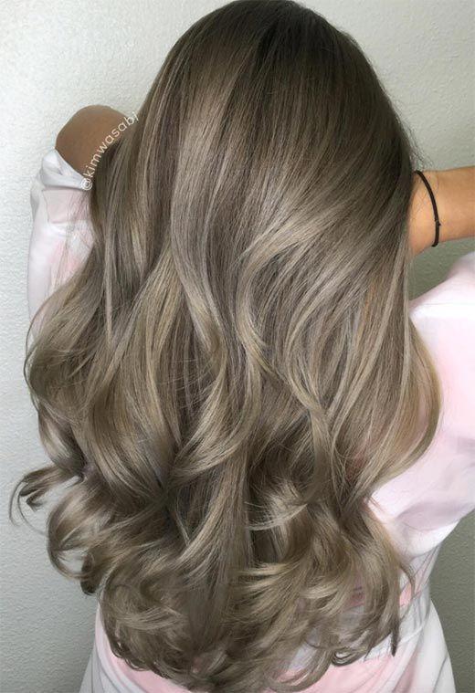 63 Cool Ash Blonde Hair Color Shades: Ash Blonde H