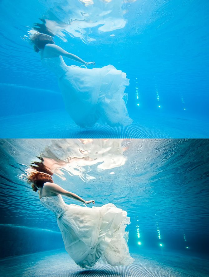 How To Edit Underwater Photography | Photoshop photography ...