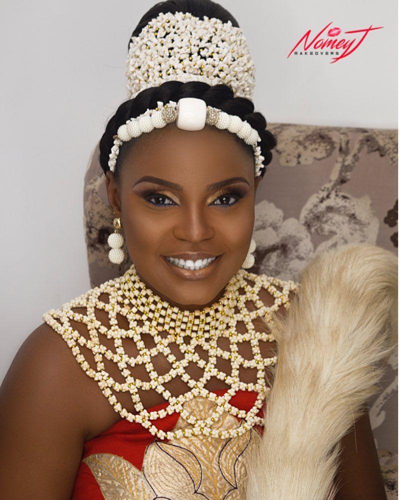 beautiful #asoebi #asoebispecial #speciallovers #makeup #wedding
