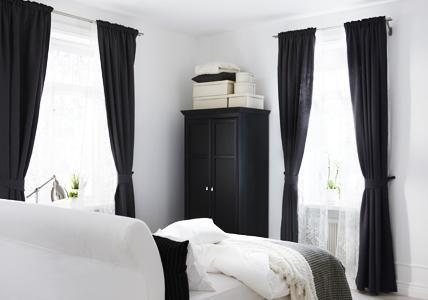 Lichtdichte Vorhange Bild 8 Wohnen Braune Vorhange Schlafzimmer