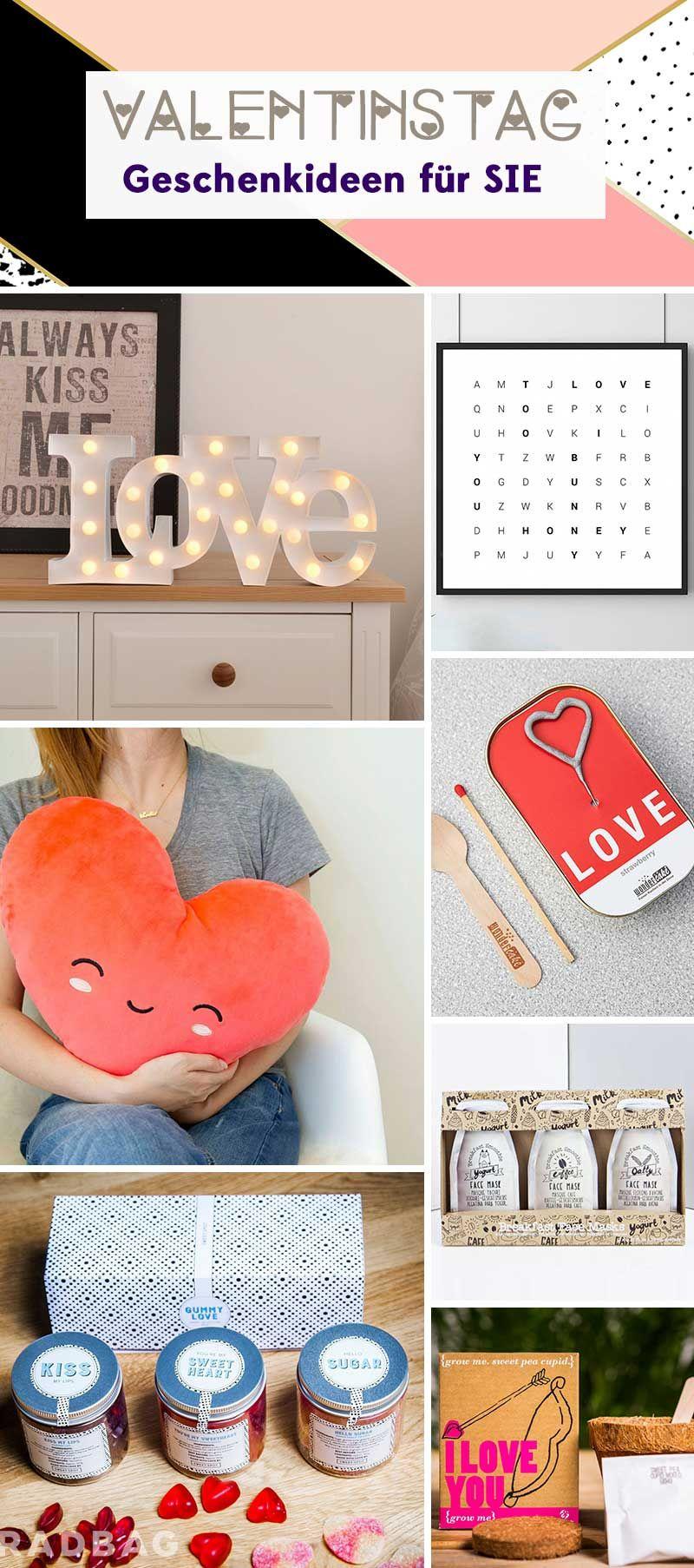 Valentinstag 2017 Die Besten Geschenkideen Fur Frauen Diy Pinterest