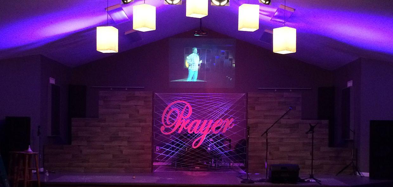 Lazer lines stage design church stage church stage design