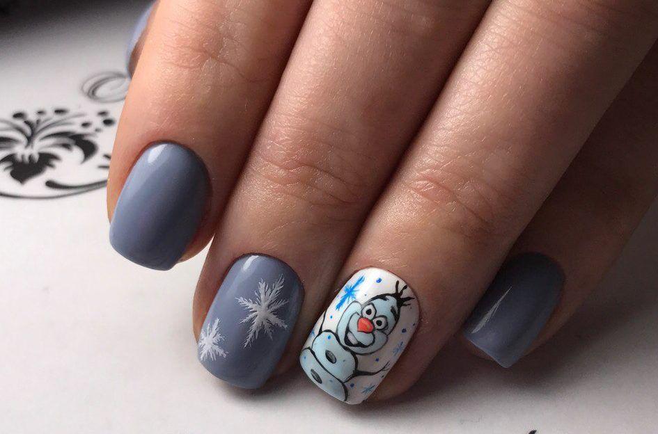 Nail Art #3829 - Best Nail Art Designs Gallery | Pattern nails, Gray ...