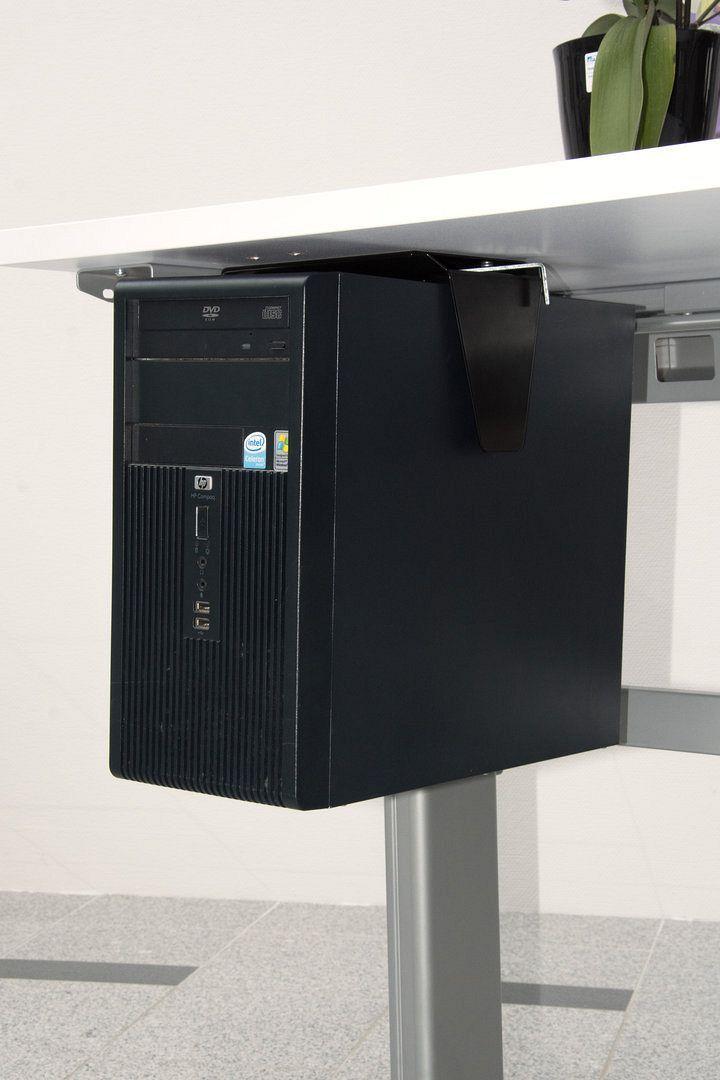 Computer Halterung Zum Unterbau Fur Den Schreibtisch Platzsparende Pc Halterung Zum Unterbau Fur Den Schreibtisch Sehr Gu Halterung Schreibtisch Tischplatten