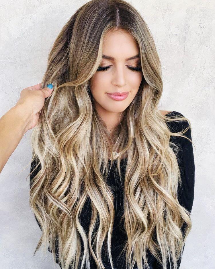 Top Model's Guide en 2020 Balayage cabello largo, Tinte
