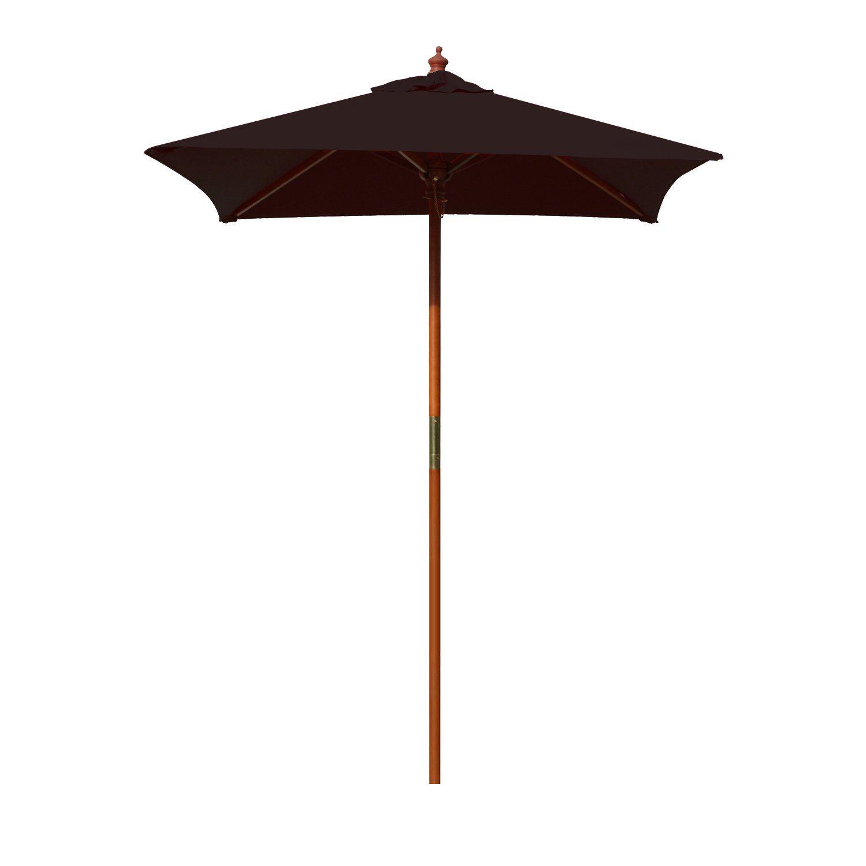 Aaa Best 4 Feet Brolliz Square Wood Market Umbrella Outdoor Garden Patio Umbrella Black You Can Find Out More Details Patio Umbrella Patio Market Umbrella What is a market umbrella